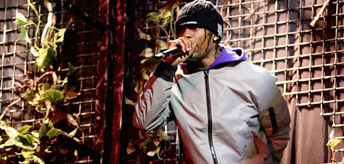 Travis Scott Drops Three New Songs on Soundcloud